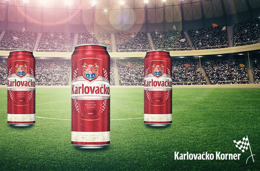 ENVY Project - Karlovačko Football Campaign