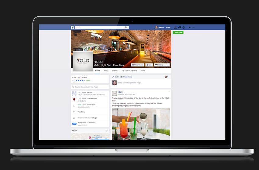 ENVY Project - The Food Bar & Nightclub YOLO