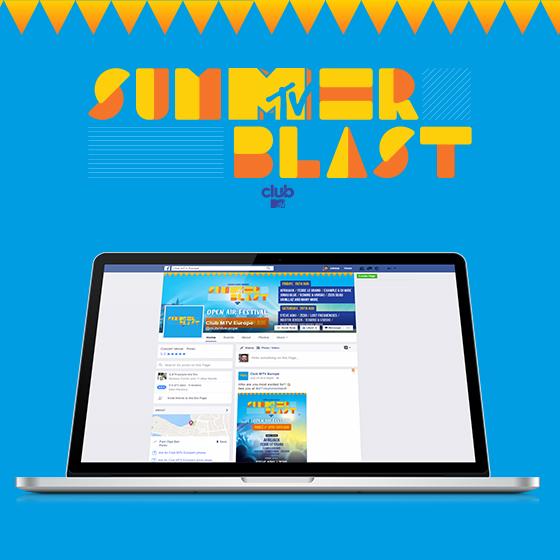 ENVY Projekt - MTV SummerBlast