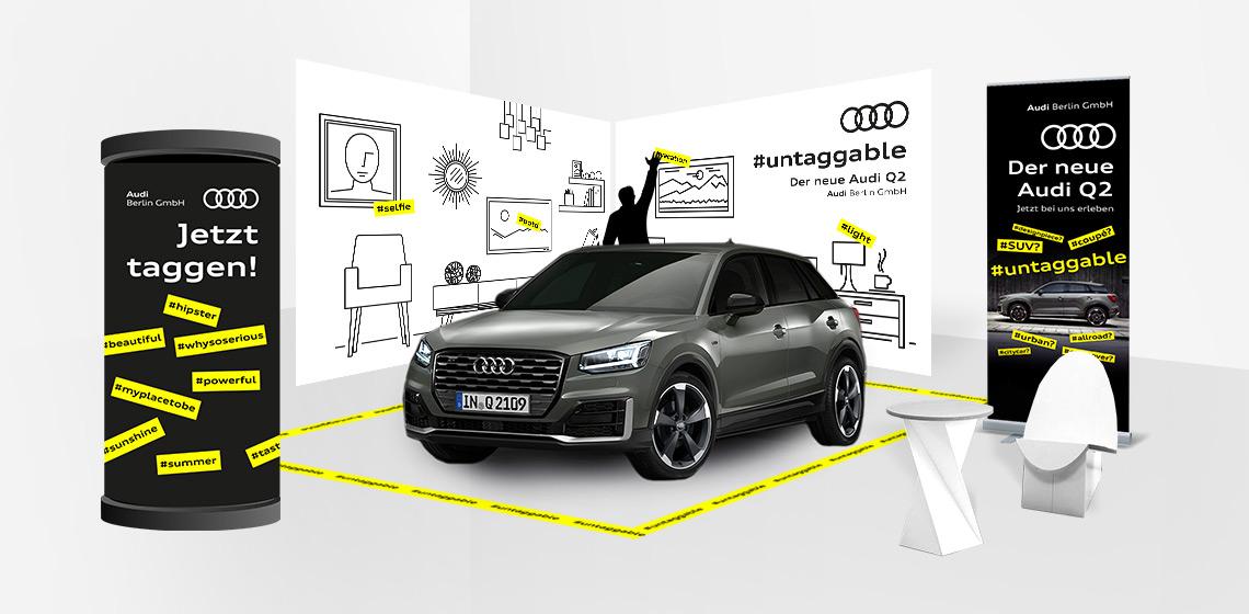 ENVY Project - Audi Q2 Market Launch - Image 2