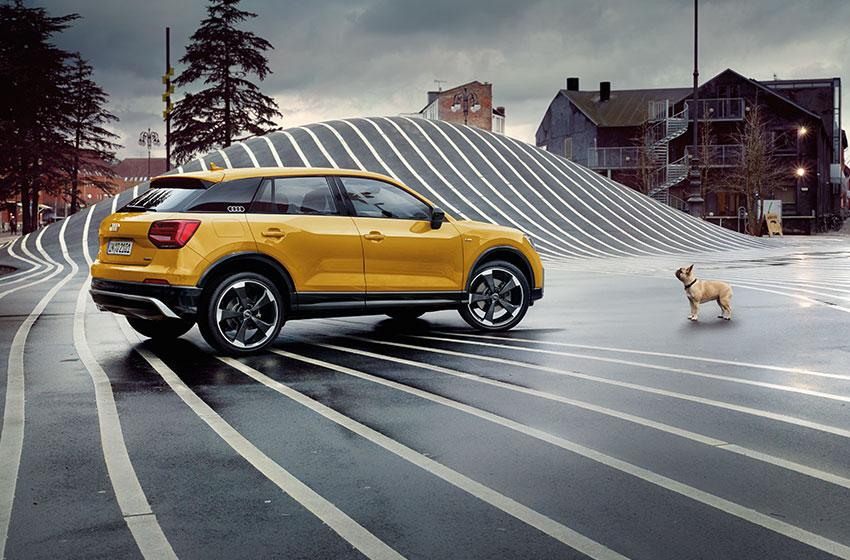 ENVY Project - Audi Q2 Market Launch