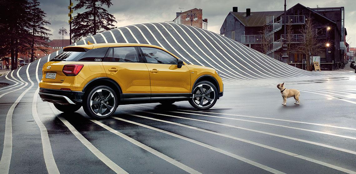ENVY Aktualni projekti - Audi Q2 Market Launch