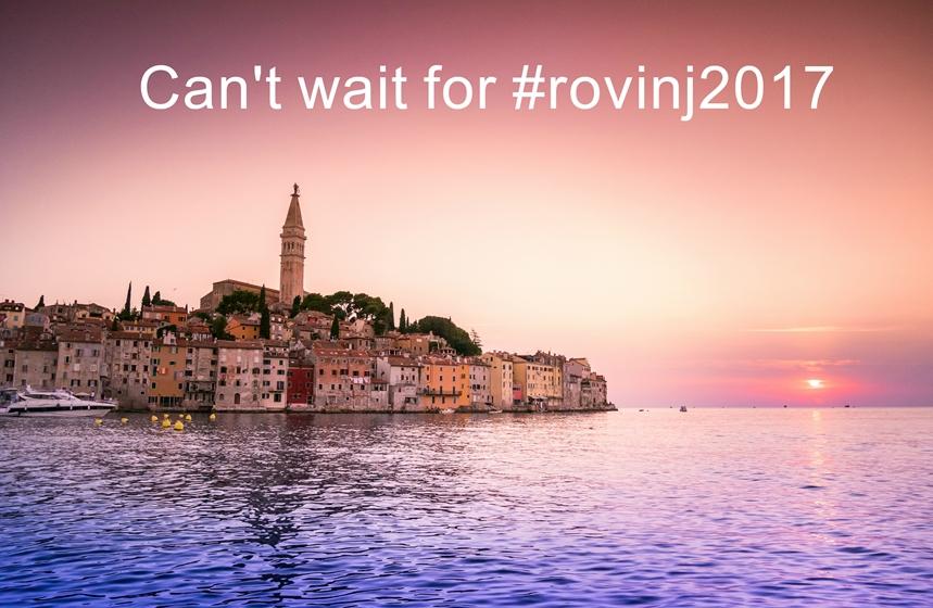 ENVY Project - Can't wait for #Rovinj2017 - Social media activation