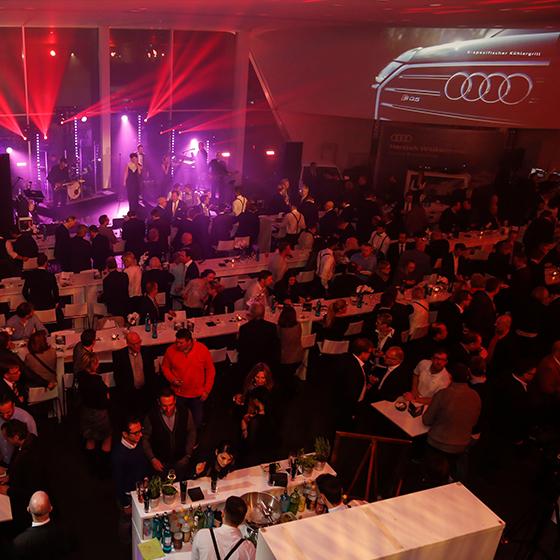 ENVY Project - Standorteröffnung Audi BRASS Marburg - Image 4
