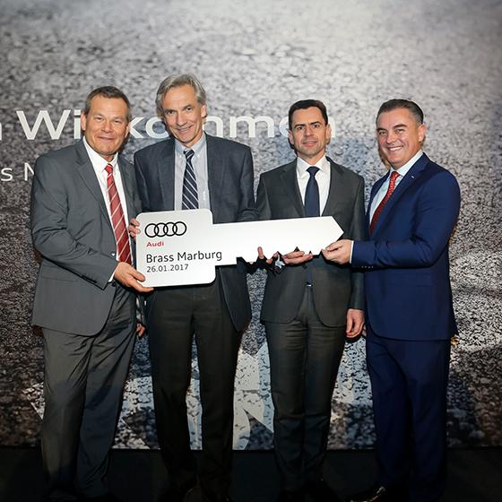 ENVY Project - Standorteröffnung Audi BRASS Marburg - Image 1