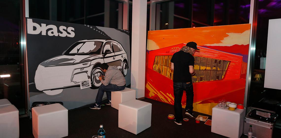 ENVY Project - Standorteröffnung Audi BRASS Marburg - Image 2