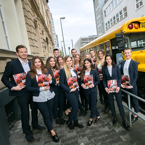 ENVY Project - F.A.Z. Woche - Frankfurt book fa...