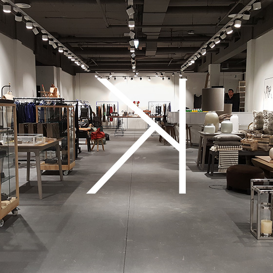 ENVY Project - KOLEKT store at ma´ro
