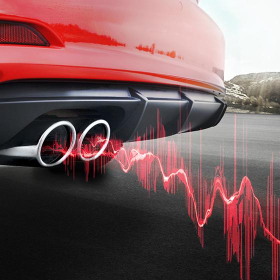 ENVY Project - Audi motor sound system