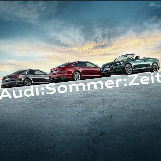 ENVY  - Audi Sommer:Zeit