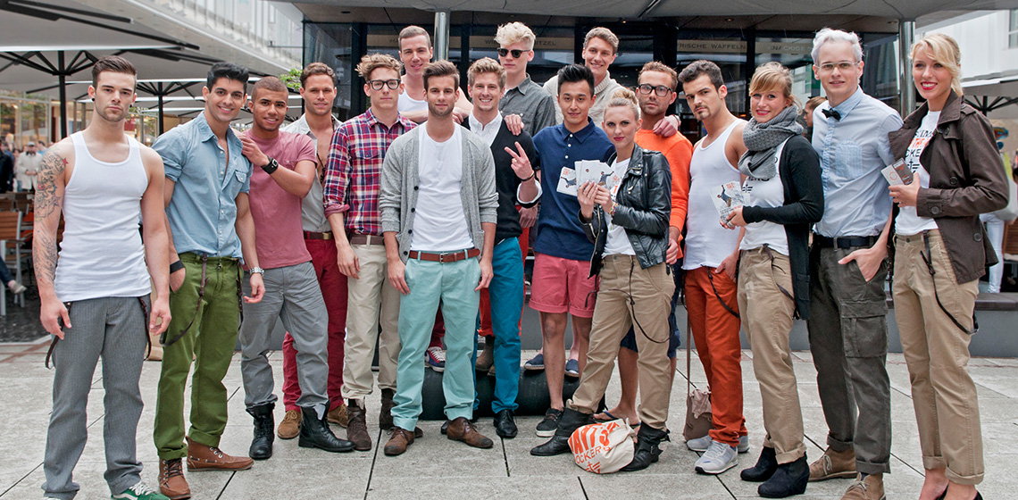 ENVY Project - Dockers Pop-Up Fashion Show - Image 3