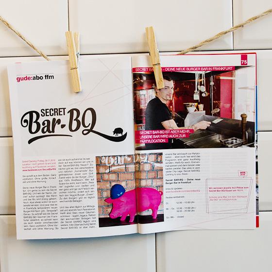ENVY Project - Pop-Up Burger Bar - Image 3