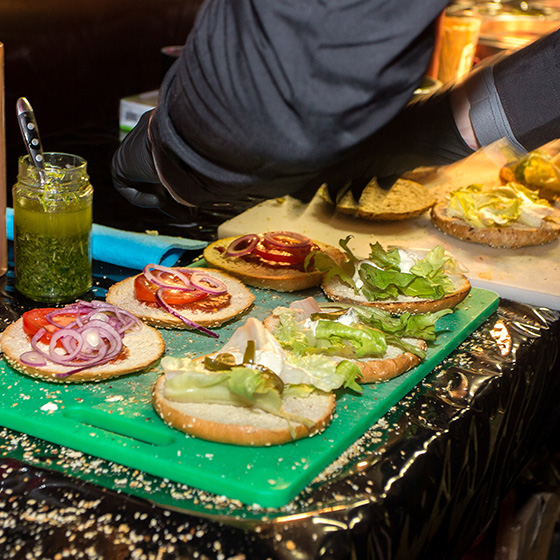 ENVY Project - Pop-Up Burger Bar - Image 4