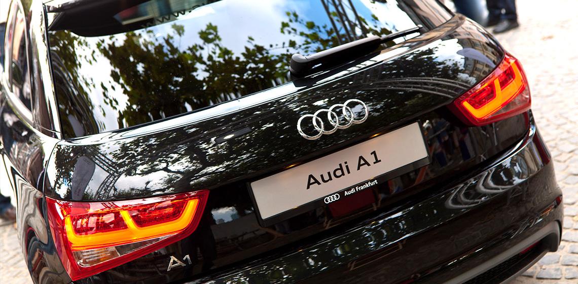 ENVY Project - Audi A1 - Image 1