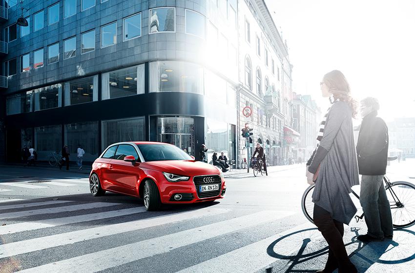 ENVY Project - Audi A1