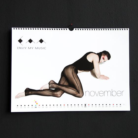 ENVY Project - envy my music Kalender - Image 2