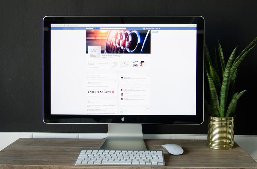 ENVY Project - Facebook profili za Audijeve prodavaonice